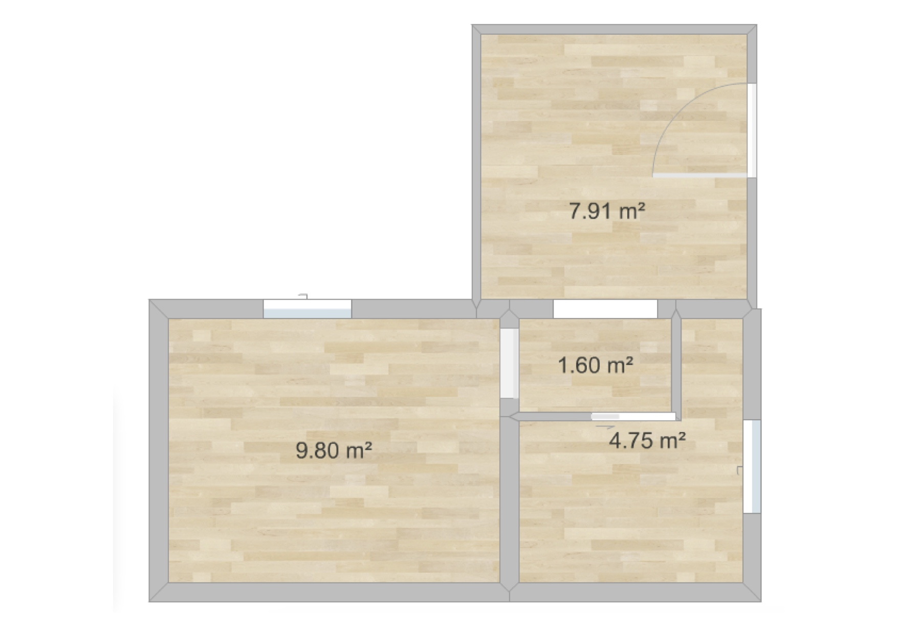 Cherry floor plan