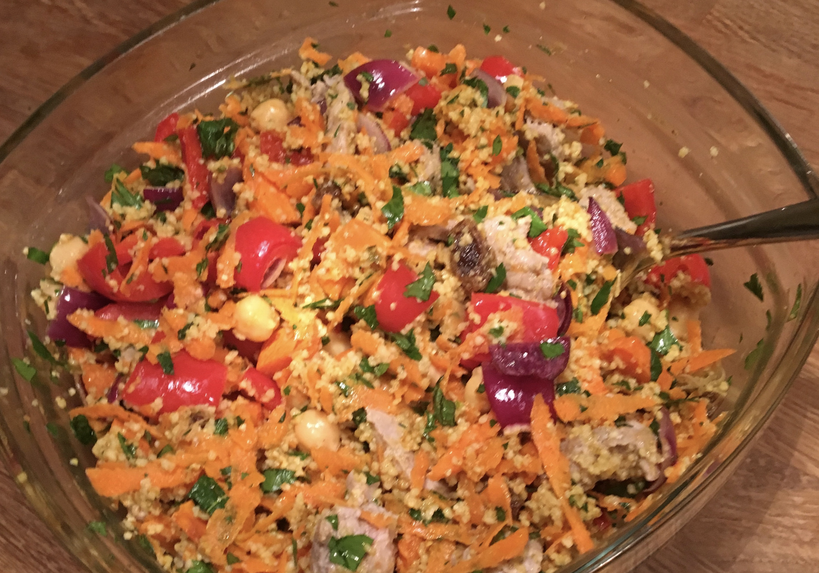 Morrocan Couscous