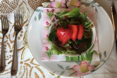 Strawberry Easter Salad